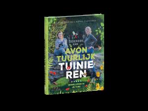 Boek Avotuurlijk Tuinieren