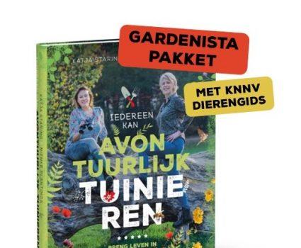 Boekenactie op Gardenista 2019
