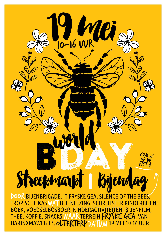19 mei World B Day