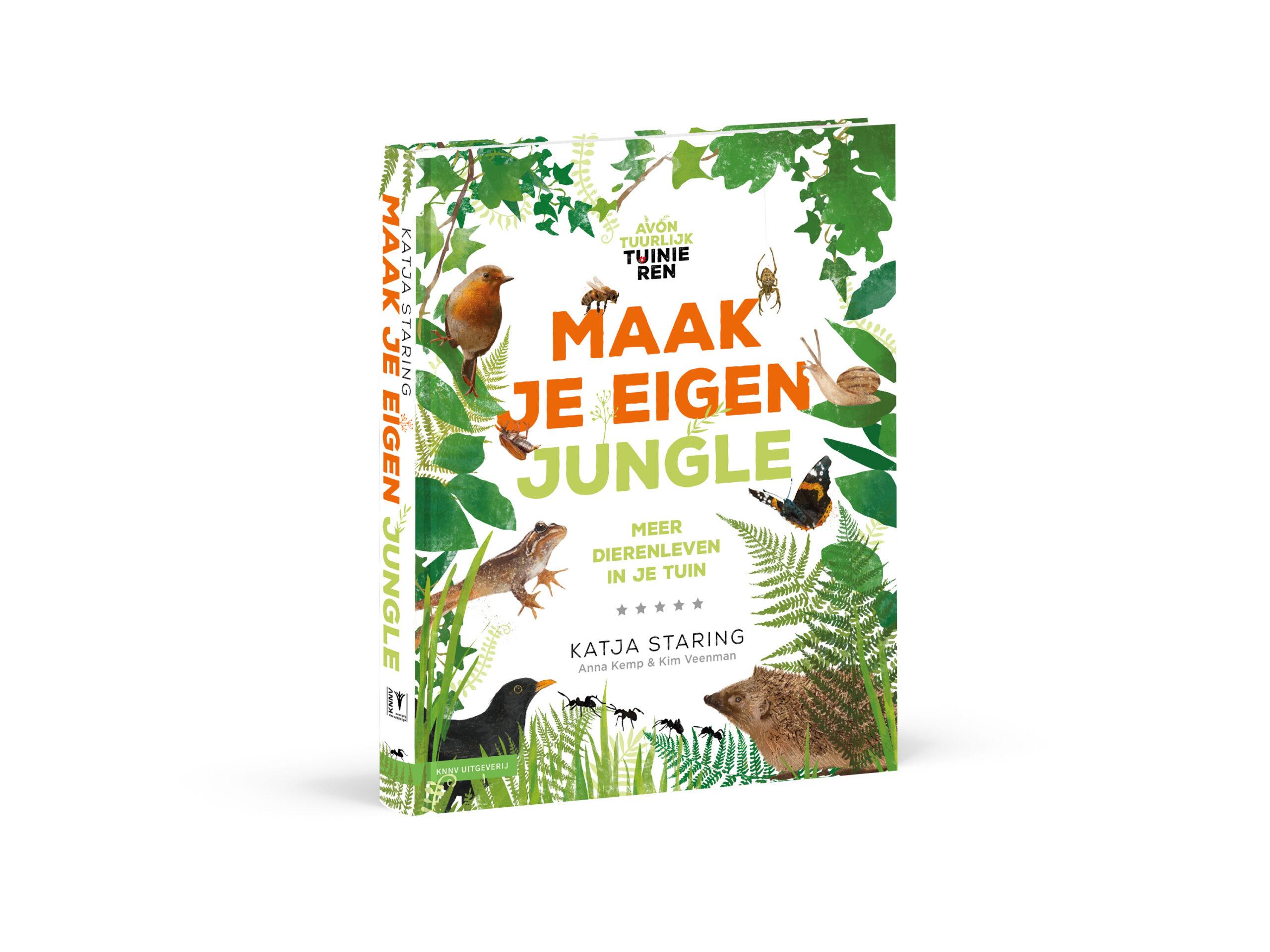 Boek Maak je eigen jungle (alleen verzending in NL)