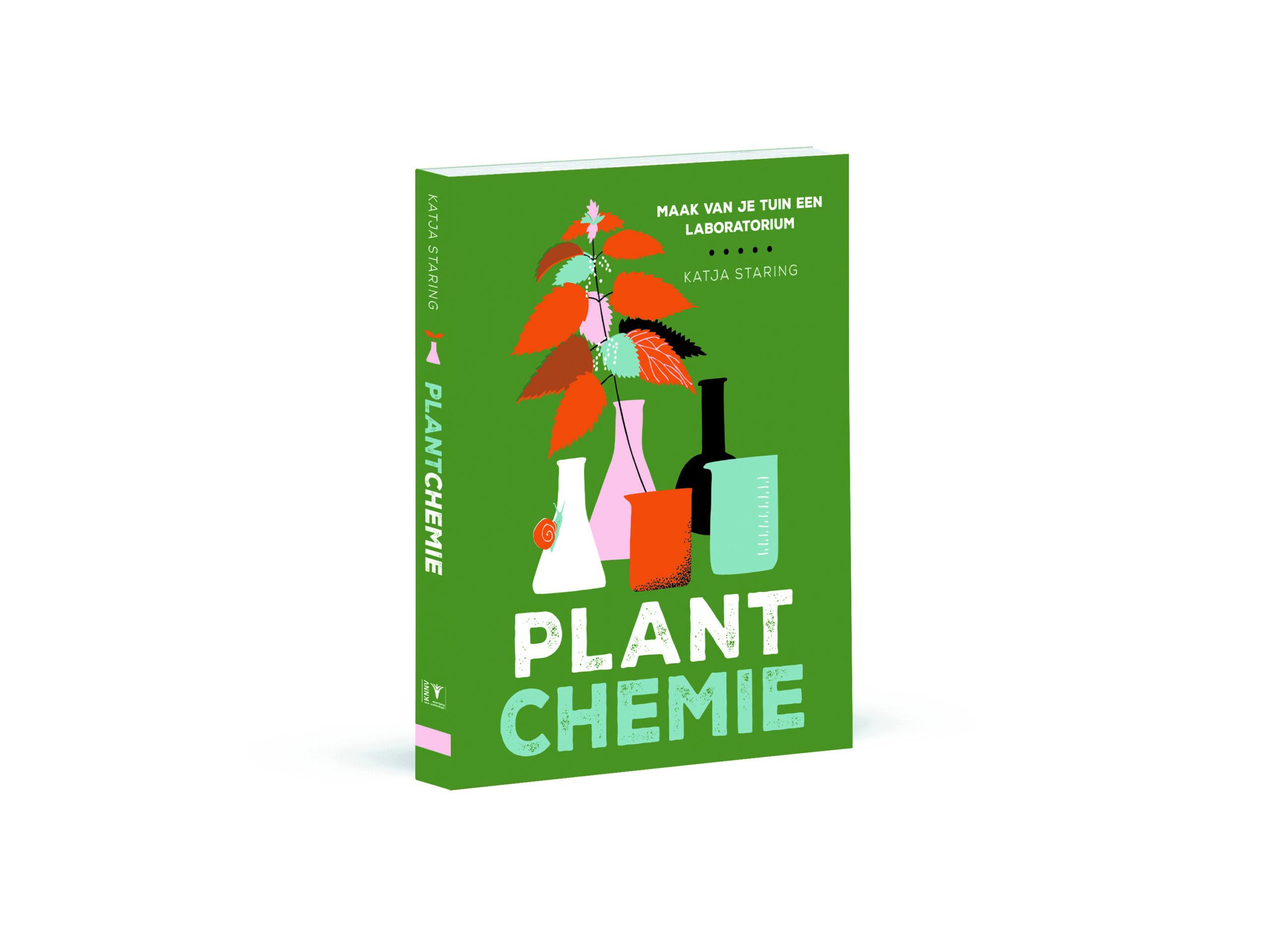Nieuw boek: Plantchemie