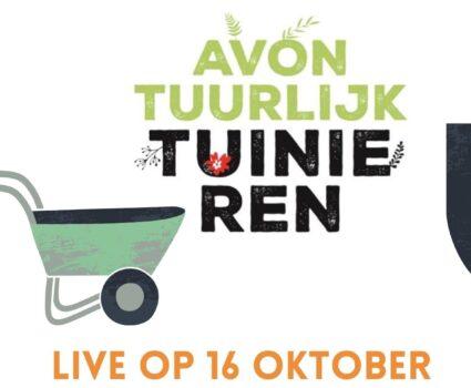 16 oktober: Avontuurlijk Tuinieren Live!